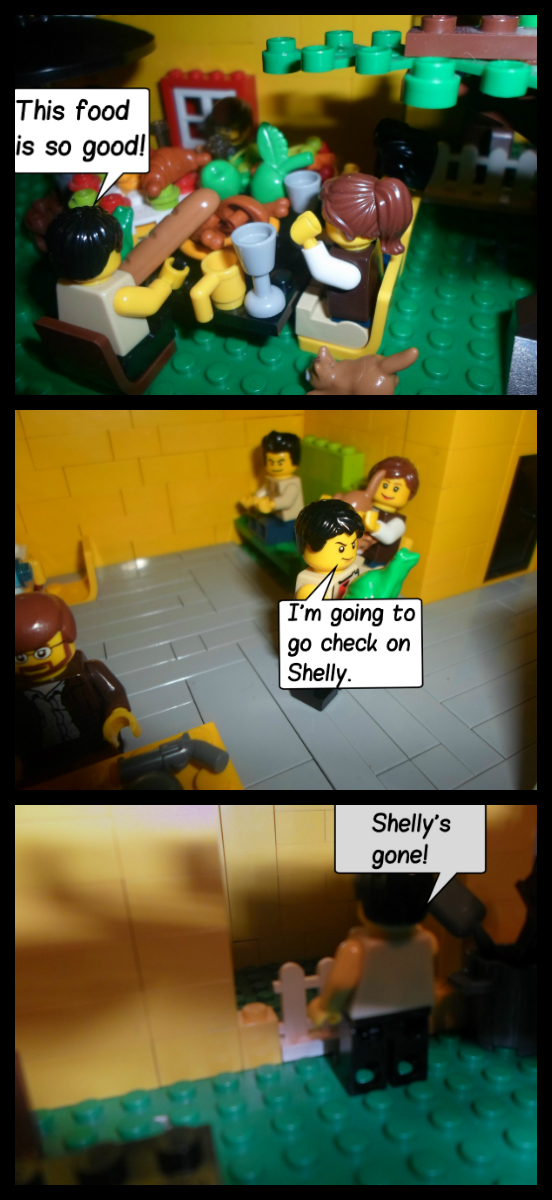 Shelly's Missing!